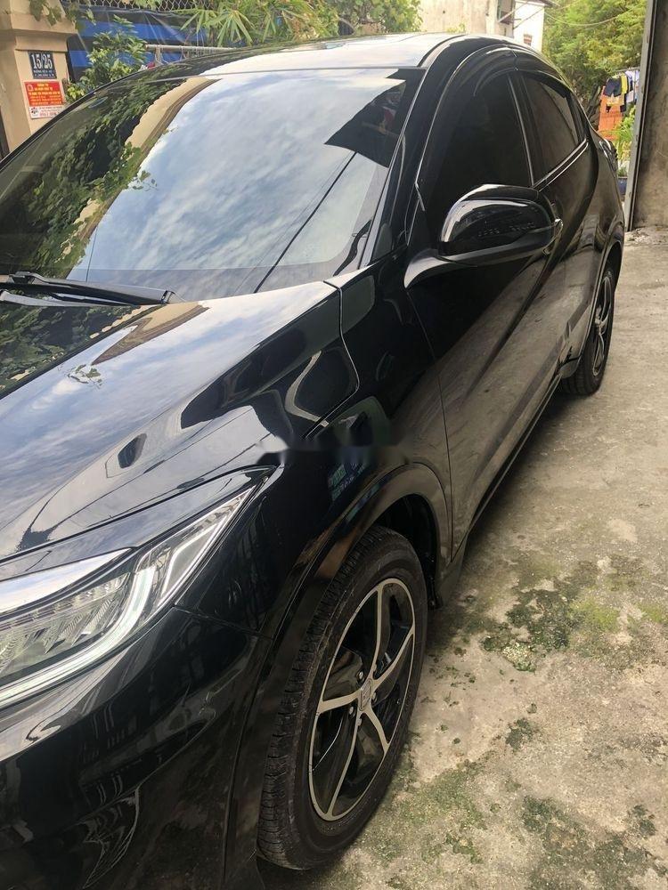 Bán Honda HR-V năm 2018, màu đen, nhập khẩu  (4)
