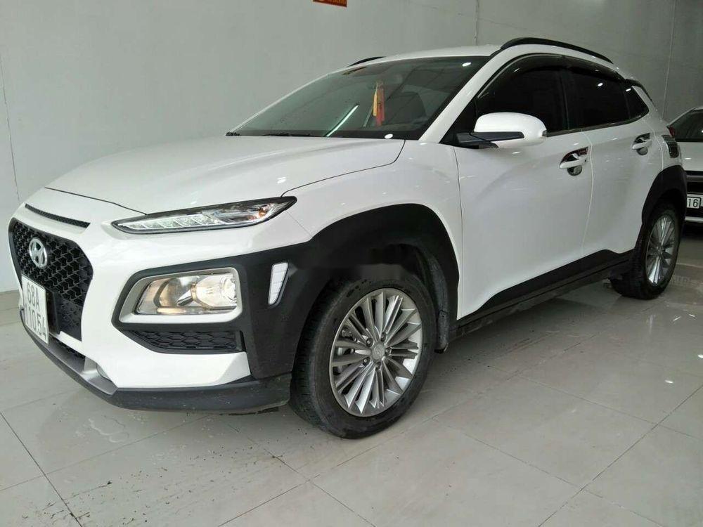 Cần bán lại xe Hyundai Kona đời 2018, màu trắng, nhập khẩu còn mới giá cạnh tranh (3)