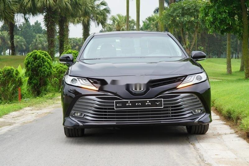 Bán xe Toyota Camry đời 2019, màu đen, nhập khẩu. Giao xe ngay (3)