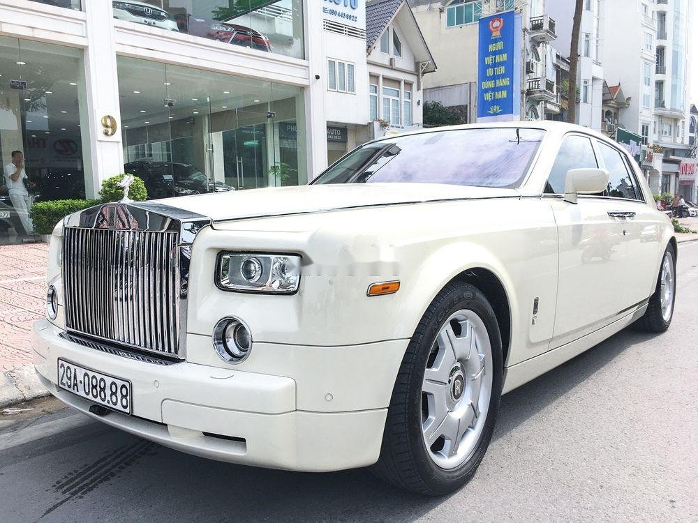 Cần bán Rolls-Royce Phantom đời 2007, nhập khẩu (2)