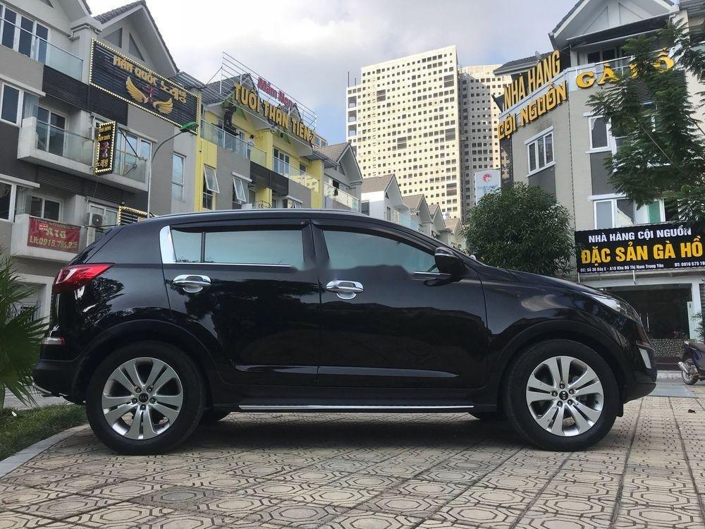 Bán Kia Sportage 2011, màu đen, nhập khẩu còn mới (5)