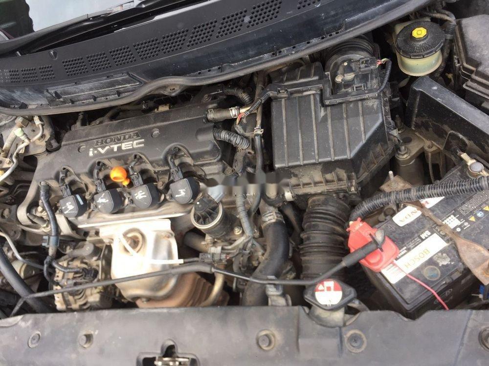 Cần bán lại xe Honda Civic sản xuất 2008, màu đen, nhập khẩu nguyên chiếc còn mới (2)