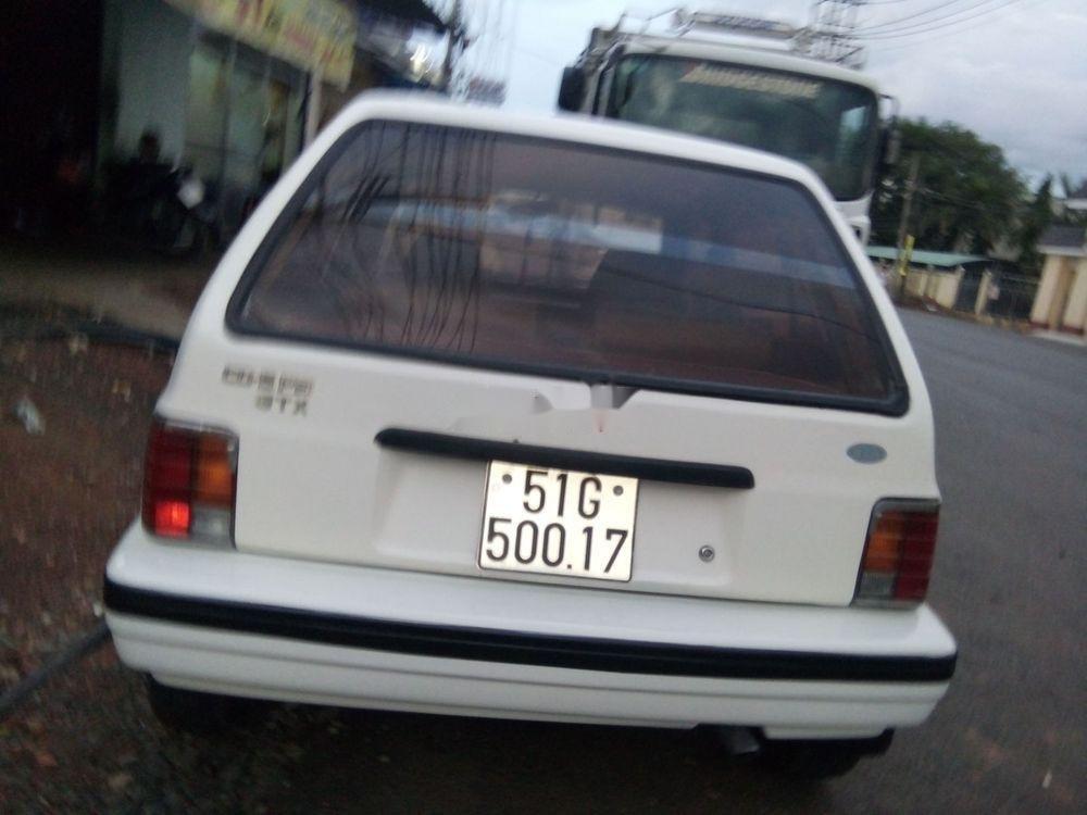 Bán Kia CD5 năm 2001, màu trắng, máy êm ru (4)