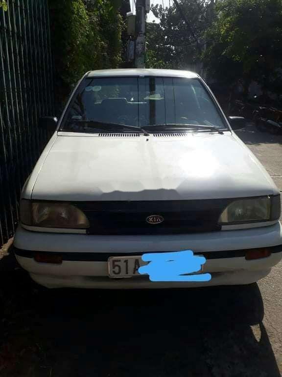 Bán xe Kia Pride năm sản xuất 2002, màu trắng, xe nhập, giá 59tr (4)