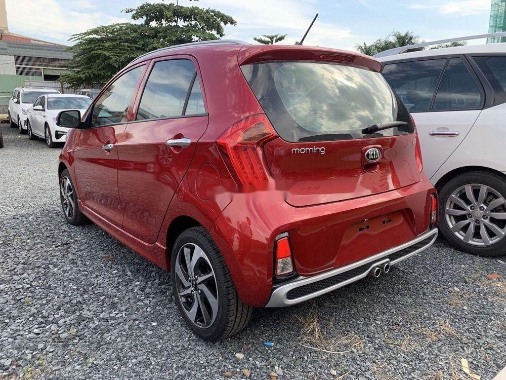 Bán Kia Morning năm sản xuất 2019, màu đỏ, ưu đãi hấp dẫn (5)