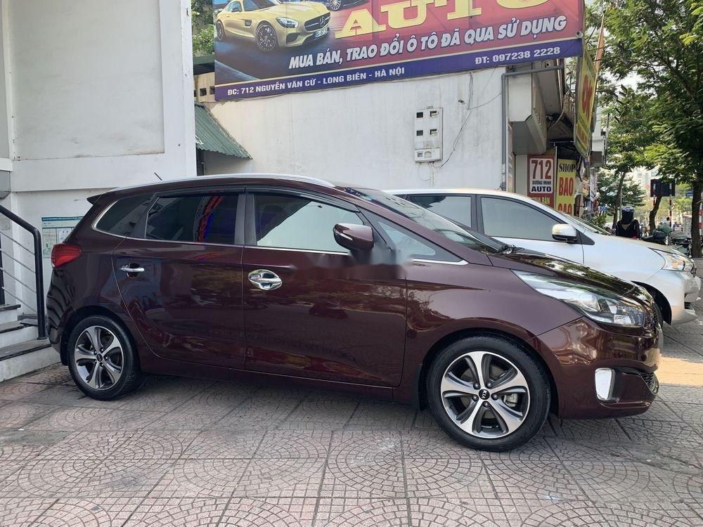 Cần bán Kia Rondo sản xuất 2016, màu đỏ, xe nhập còn mới (3)
