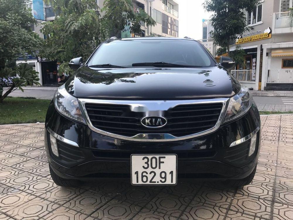 Bán Kia Sportage 2011, màu đen, nhập khẩu còn mới (11)