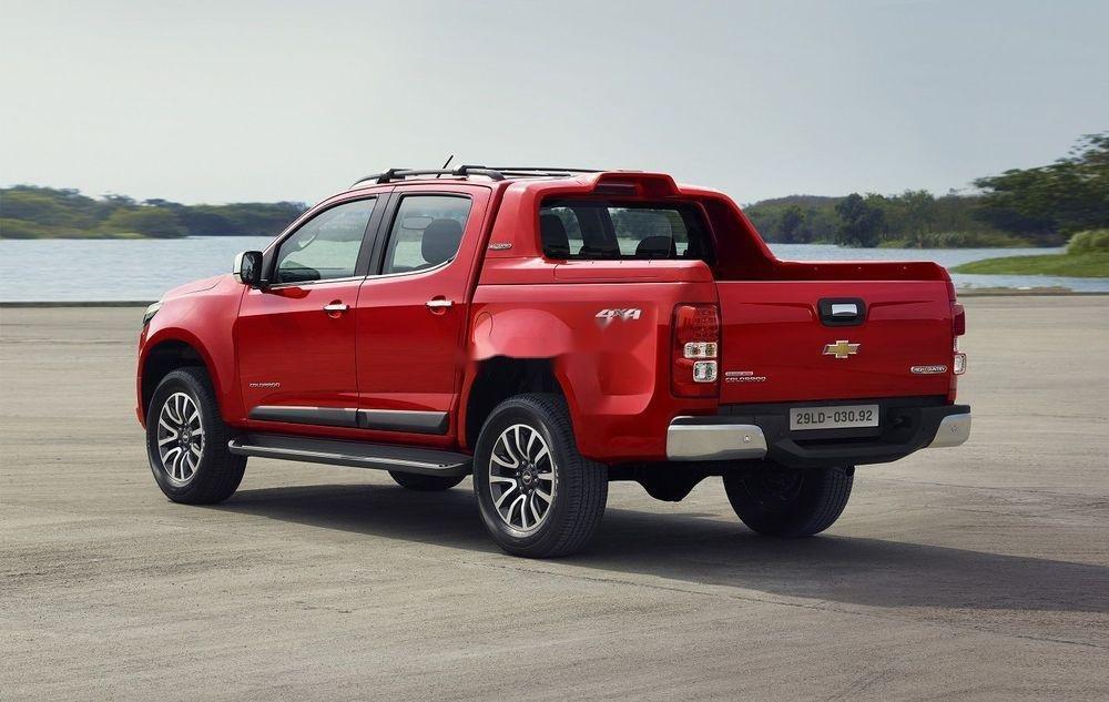 Bán Chevrolet Colorado sản xuất 2019, màu đỏ, nhập khẩu. Ưu đãi hấp dẫn (1)