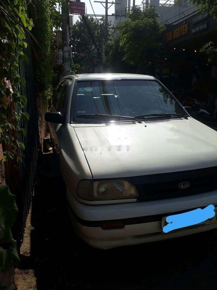 Bán xe Kia Pride năm sản xuất 2002, màu trắng, xe nhập, giá 59tr (6)