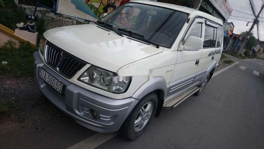 Bán Mitsubishi Jolie đời 2003, nhập khẩu nguyên chiếc giá cạnh tranh (2)
