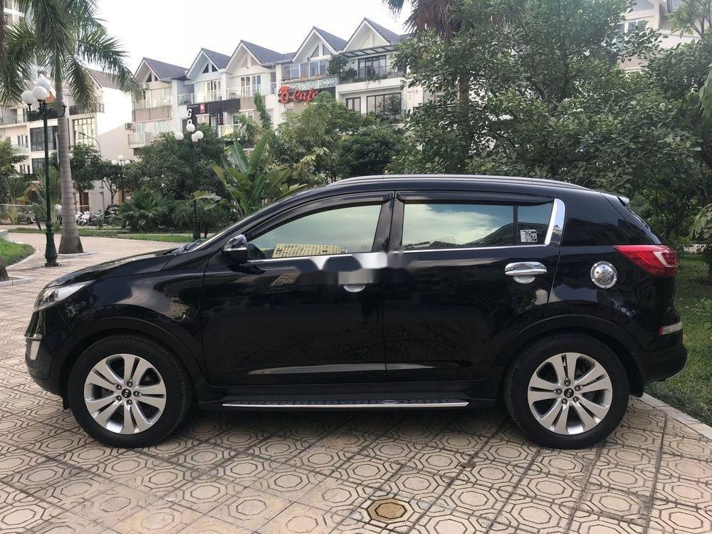 Bán Kia Sportage 2011, màu đen, nhập khẩu còn mới (4)