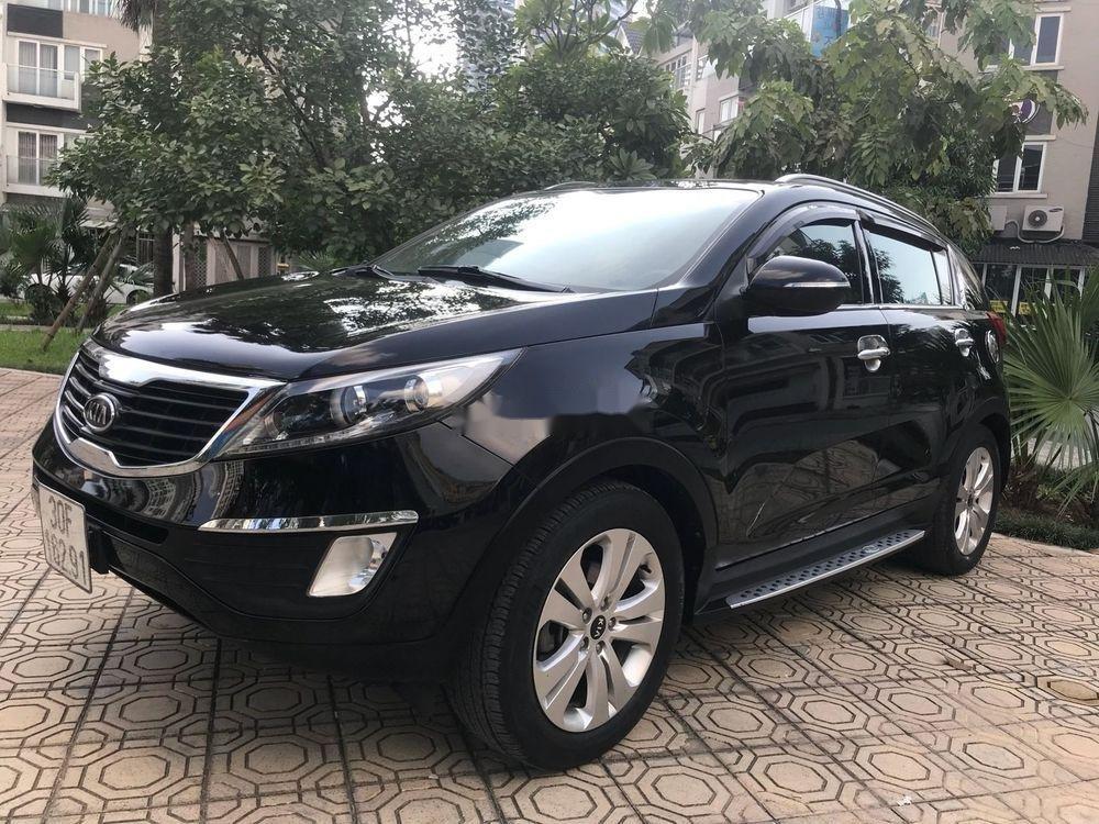 Bán Kia Sportage 2011, màu đen, nhập khẩu còn mới (6)