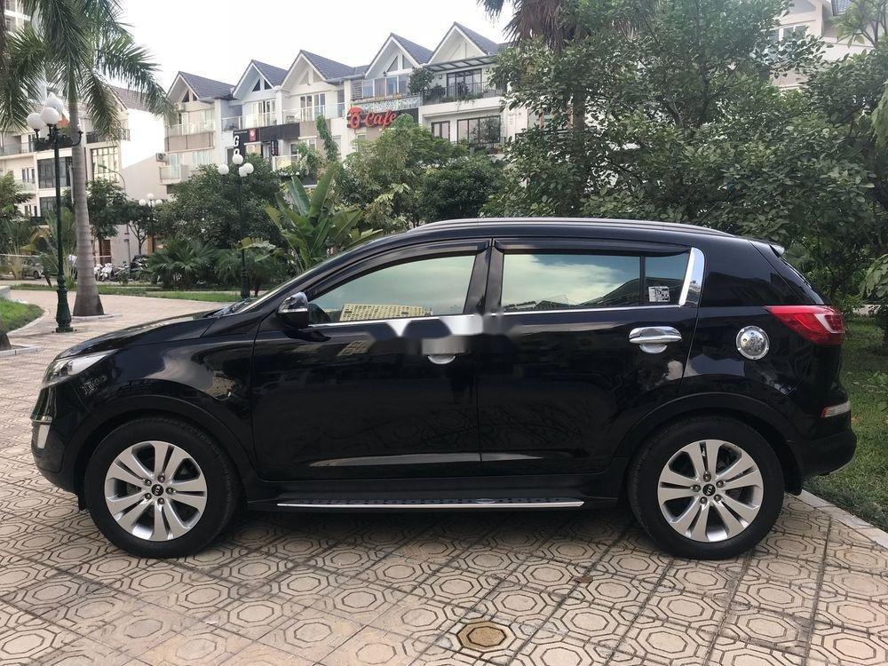Bán Kia Sportage 2011, màu đen, nhập khẩu còn mới (1)