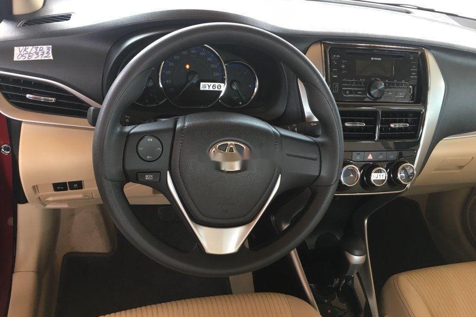 Cần bán Toyota Vios năm 2019, màu trắng giá cạnh tranh (2)