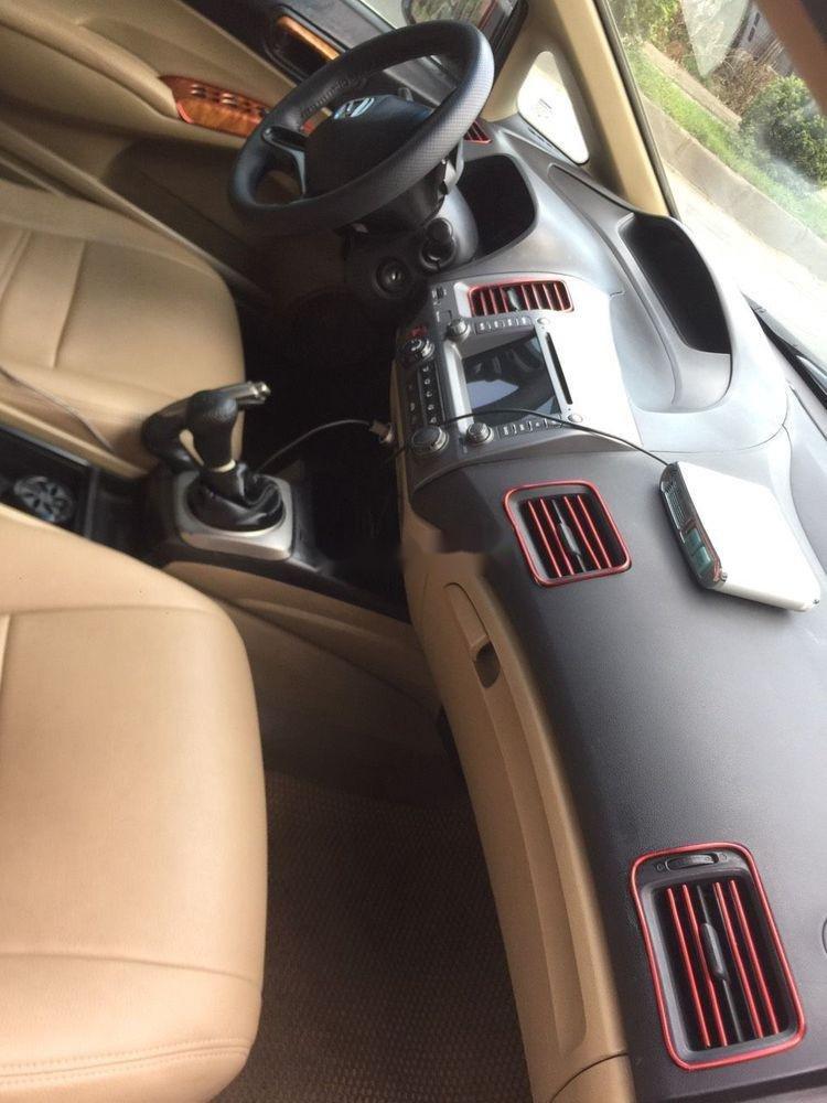 Cần bán lại xe Honda Civic sản xuất 2008, màu đen, nhập khẩu nguyên chiếc còn mới (4)