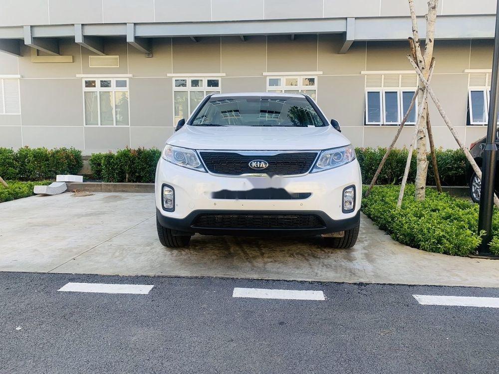 Cần bán xe Kia Sorento đời 2019, màu trắng, 949tr (1)