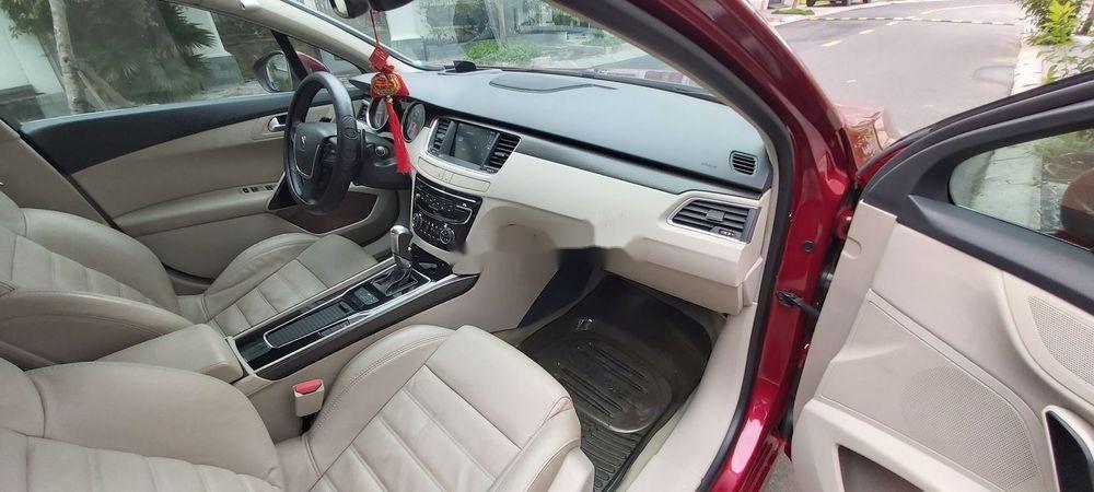 Cần bán gấp Peugeot 508 đời 2015, màu đỏ còn mới (4)