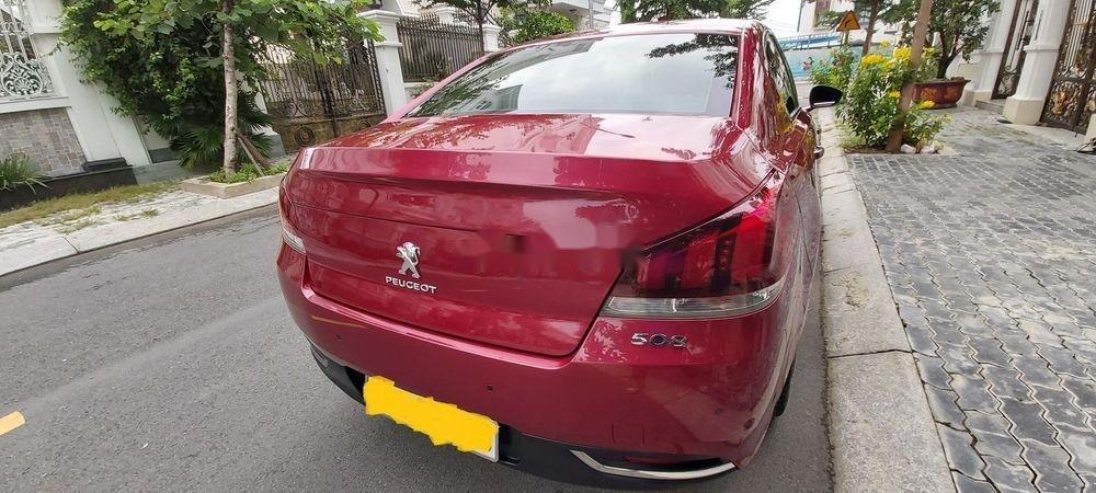 Cần bán gấp Peugeot 508 đời 2015, màu đỏ còn mới (2)