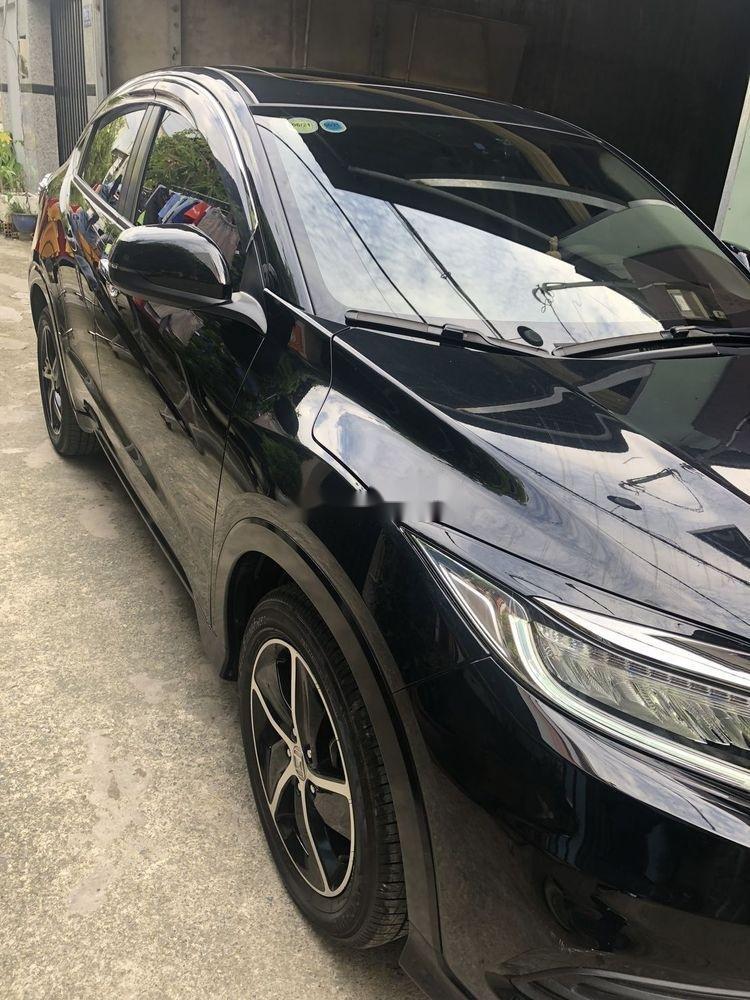 Bán Honda HR-V năm 2018, màu đen, nhập khẩu  (3)