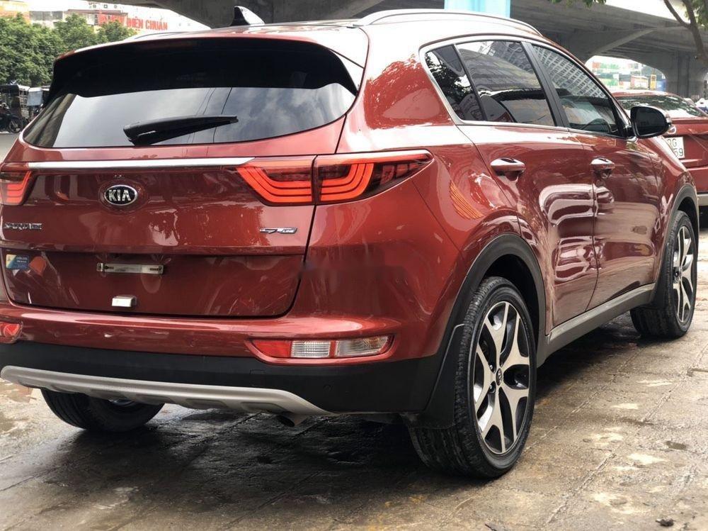 Cần bán xe Kia Sportage năm sản xuất 2015, nhập khẩu nguyên chiếc, giá chỉ 820 triệu (9)
