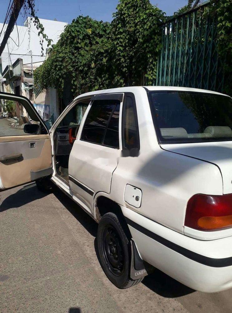 Bán xe Kia Pride năm sản xuất 2002, màu trắng, xe nhập, giá 59tr (7)