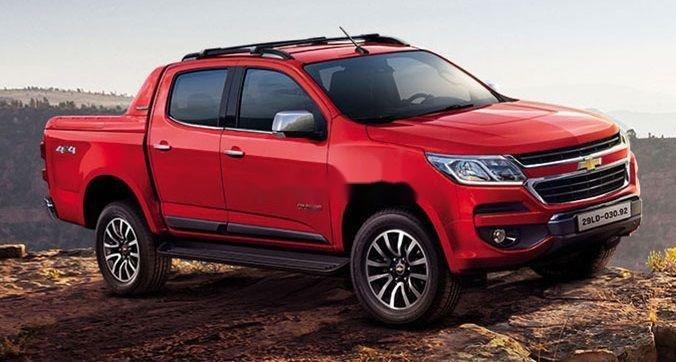 Bán Chevrolet Colorado sản xuất 2019, màu đỏ, nhập khẩu. Ưu đãi hấp dẫn (4)