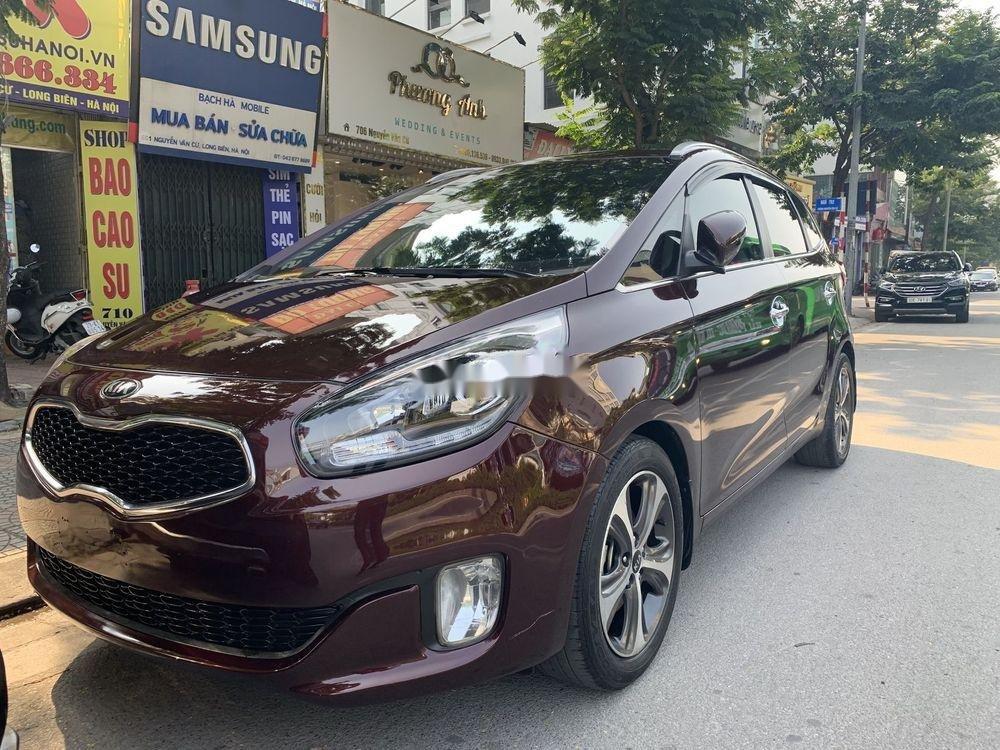 Cần bán Kia Rondo sản xuất 2016, màu đỏ, xe nhập còn mới (5)