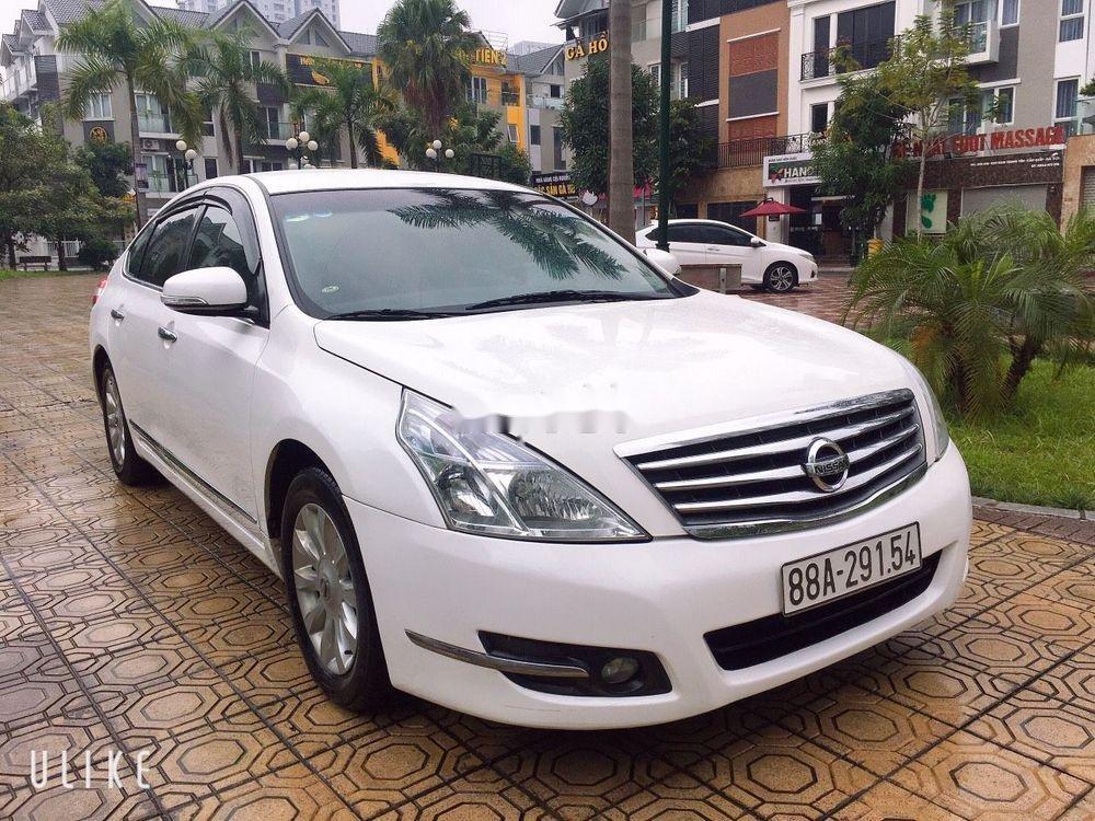 Bán xe Nissan Teana đời 2010, nhập khẩu nguyên chiếc, giá tốt (5)