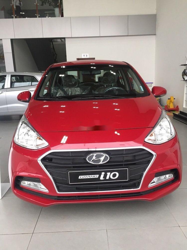 Bán Hyundai Grand i10 sản xuất 2019, màu đỏ, ưu đãi hấp dẫn (2)
