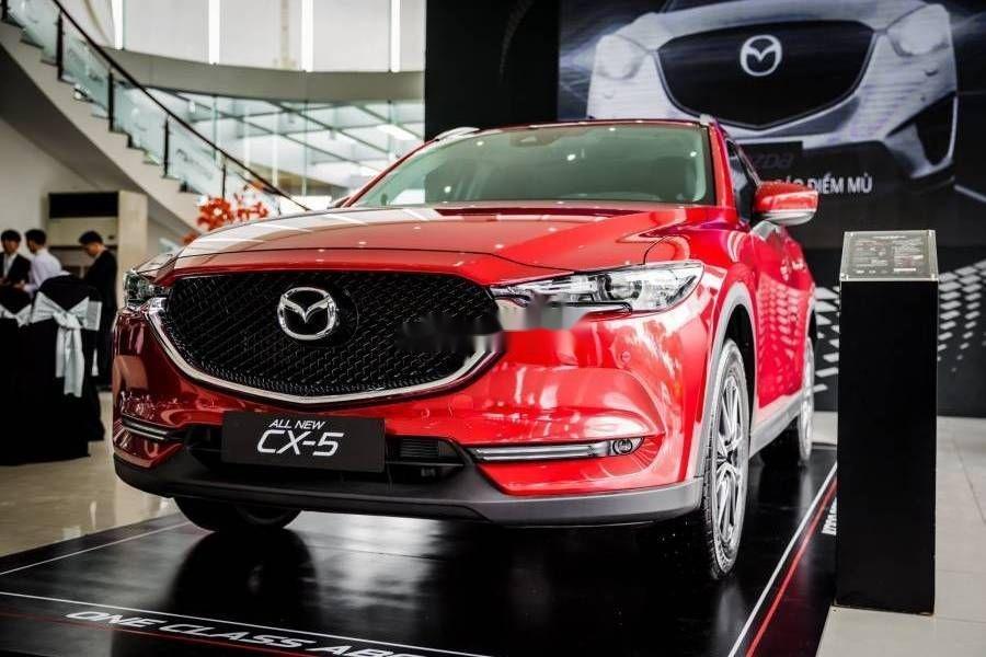Bán Mazda CX 5 sản xuất năm 2019, màu đỏ (6)