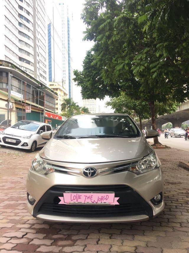 Cần bán Toyota Vios năm 2015, giá tốt (1)