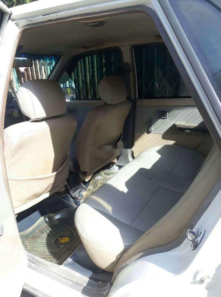 Bán xe Kia Pride năm sản xuất 2002, màu trắng, xe nhập, giá 59tr (2)