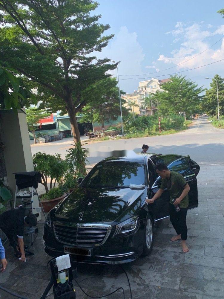 Bán Mercedes S450 đời 2019, bảo dưỡng đúng cách (2)