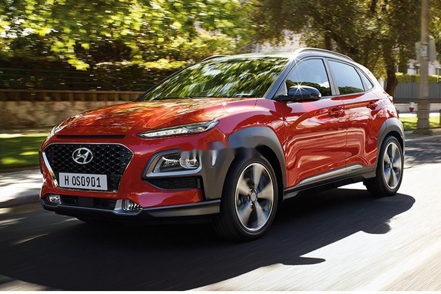 Bán xe Hyundai Kona năm 2019, giao ngay, trả góp, đủ màu (2)