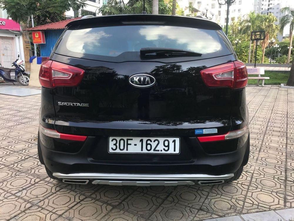 Bán Kia Sportage 2011, màu đen, nhập khẩu còn mới (3)