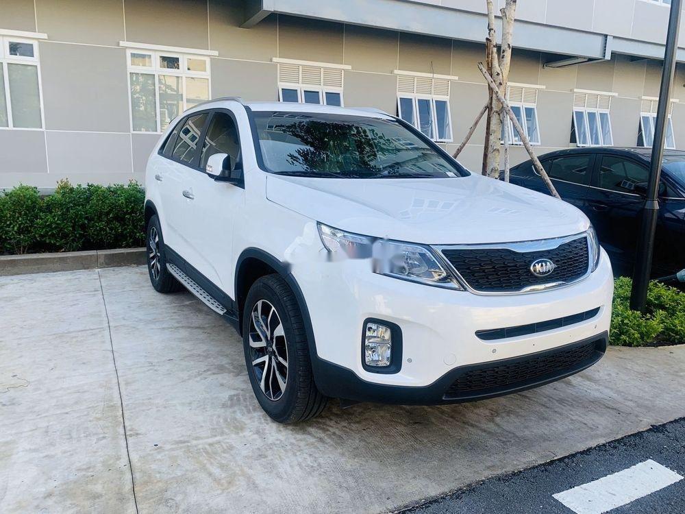 Cần bán xe Kia Sorento đời 2019, màu trắng, 949tr (3)
