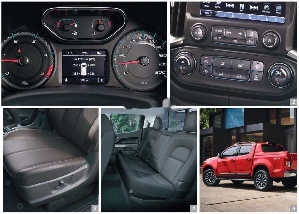 Bán Chevrolet Colorado sản xuất 2019, màu đỏ, nhập khẩu. Ưu đãi hấp dẫn (3)