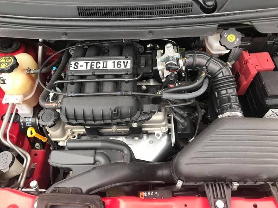 Bán Chevrolet Spark đời 2018, màu đỏ còn mới giá cạnh tranh (6)