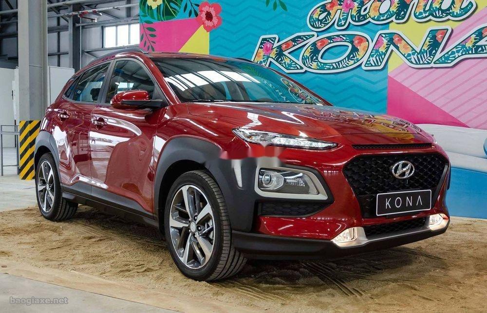 Bán xe Hyundai Kona năm 2019, giao ngay, trả góp, đủ màu (1)