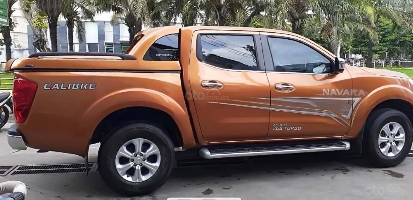 Bán xe Nissan Navara El Premium R đời 2018, nhập khẩu (1)