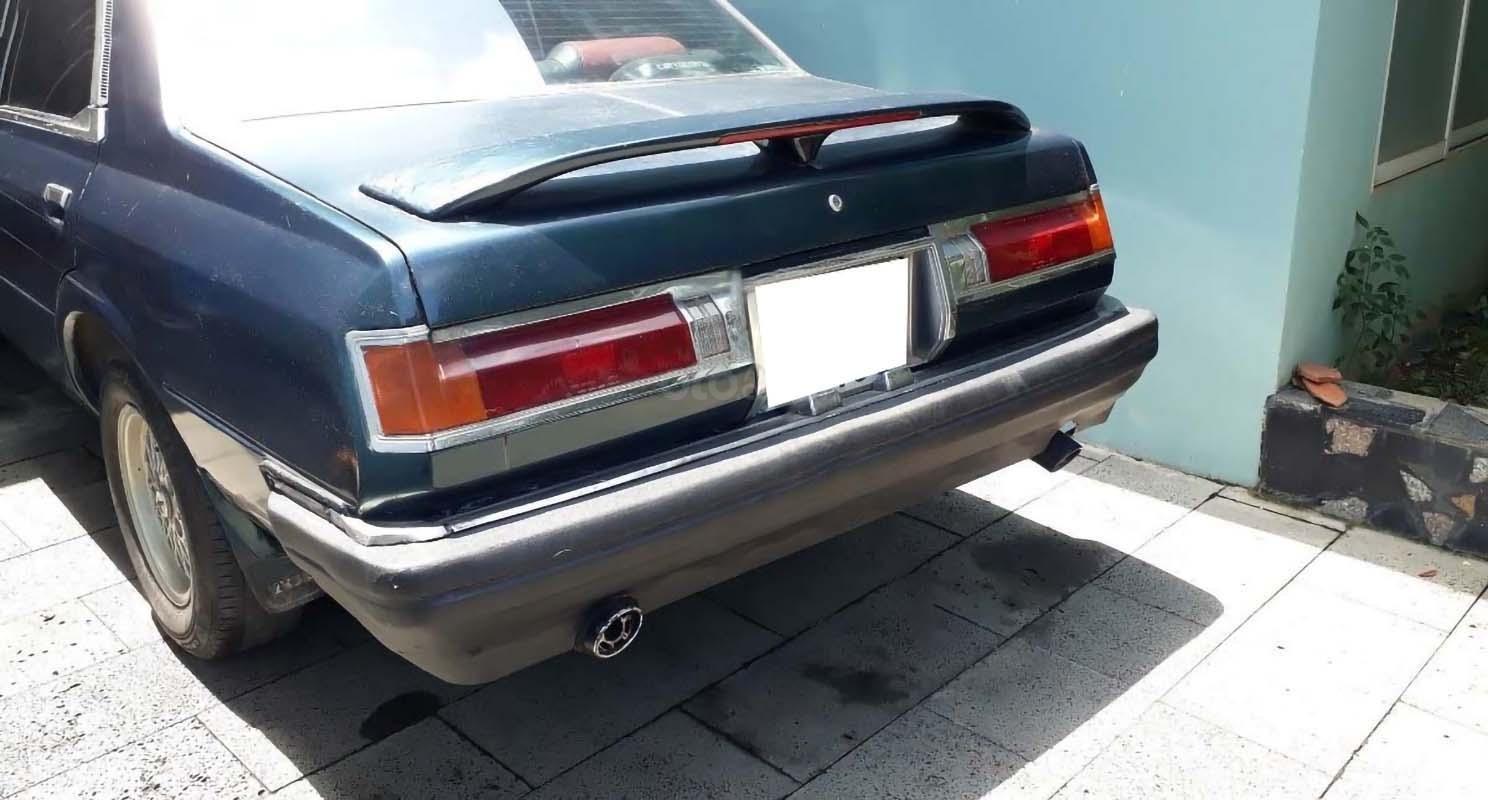Cần bán Toyota Cresta 1991, màu xanh lam, nhập khẩu Nhật Bản (2)