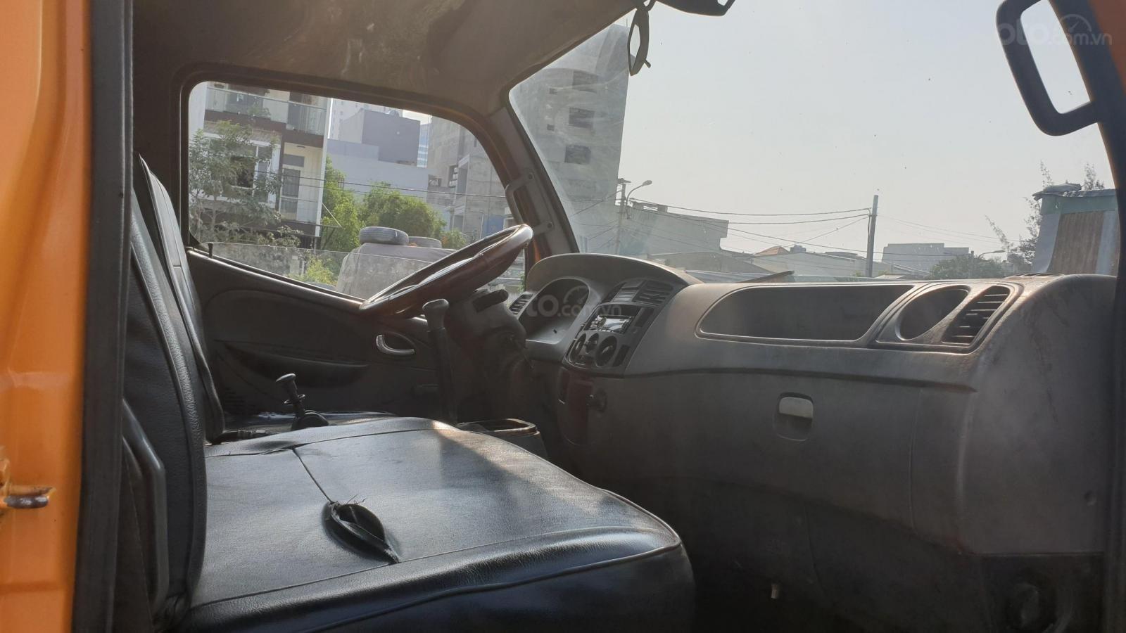 Thanh lý xe cứu hộ giao thông có cẩu 2011, giá 450tr (2)