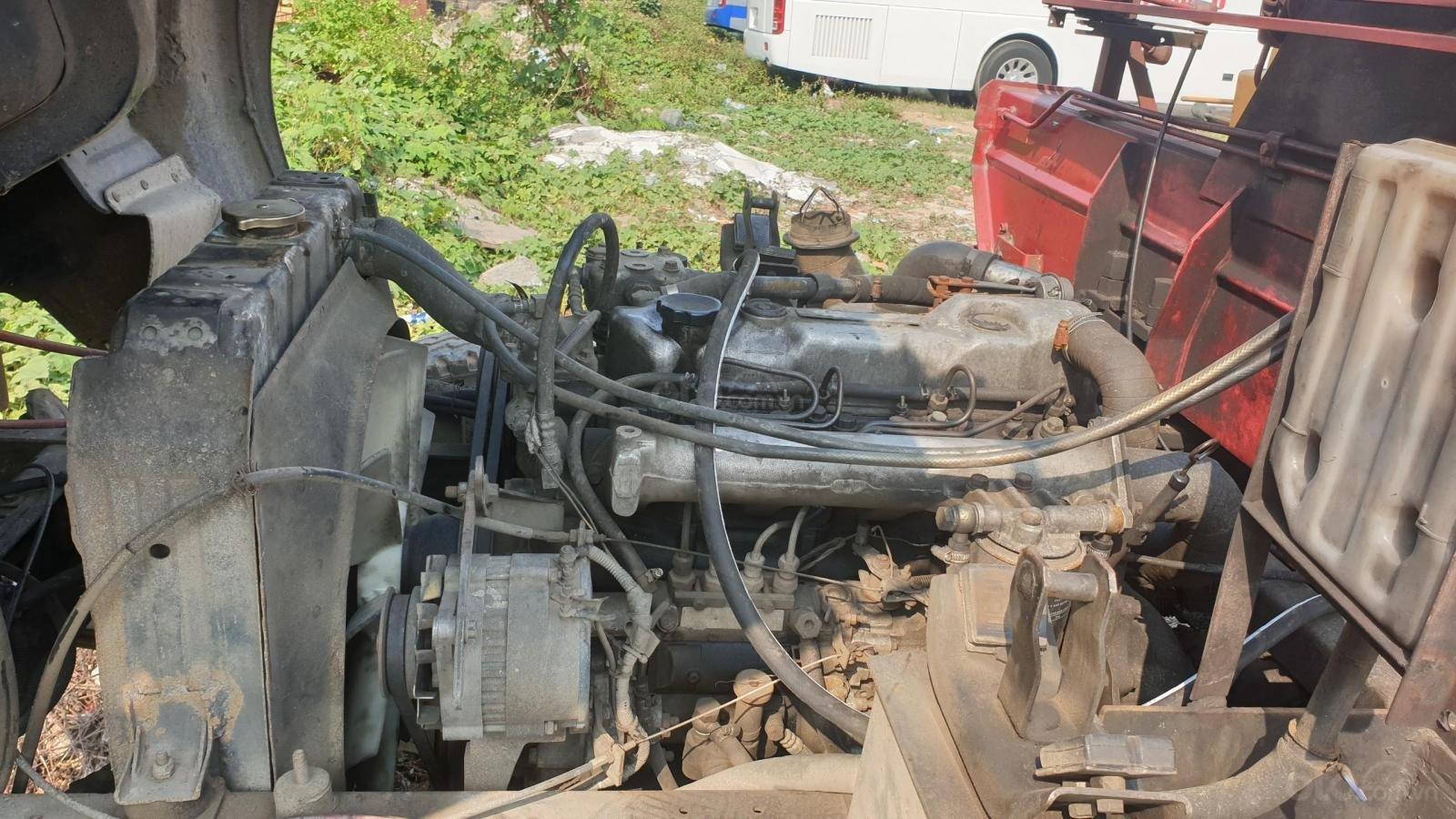 Thanh lý xe cứu hộ giao thông có cẩu 2011, giá 450tr (3)