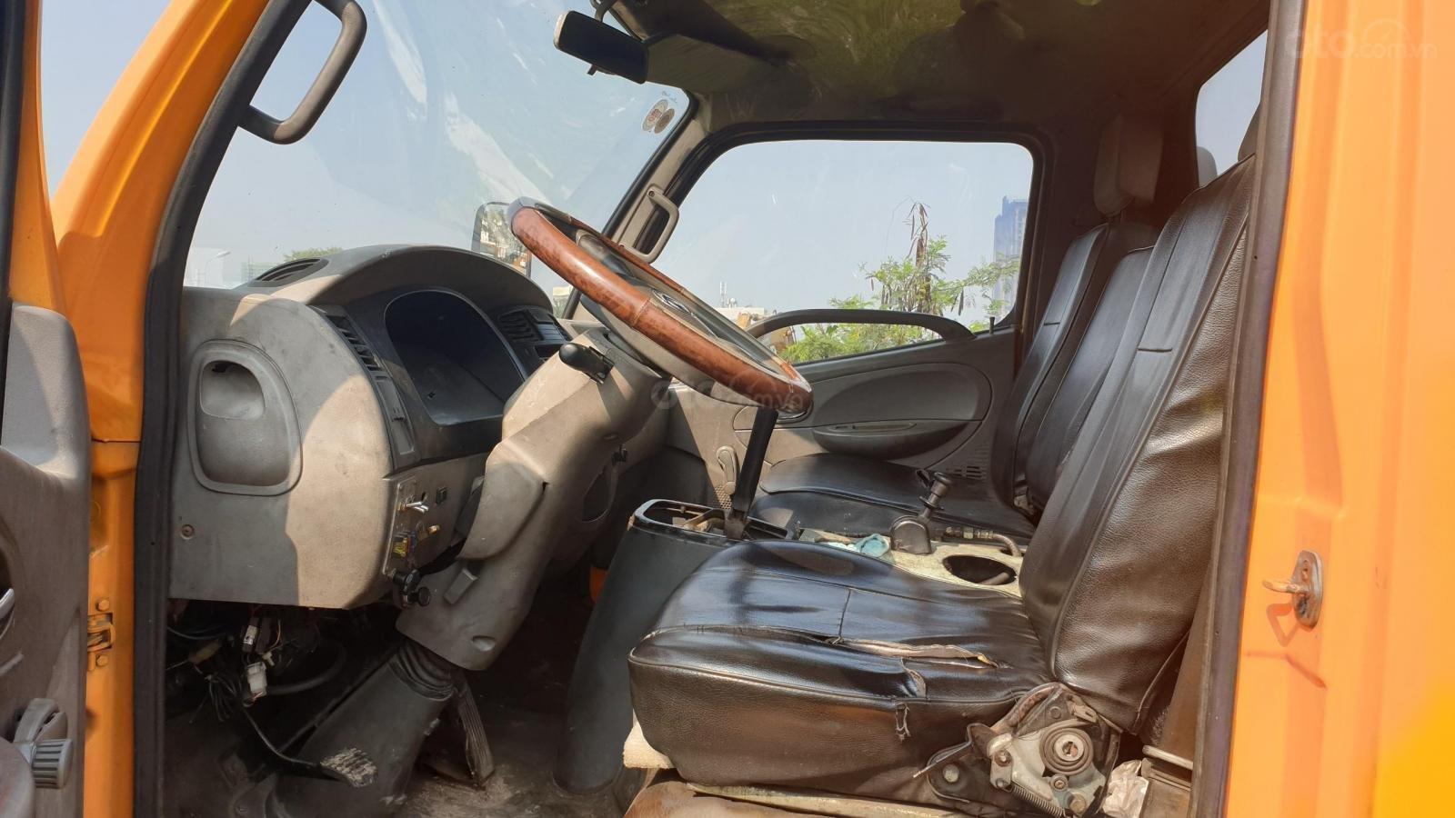 Thanh lý xe cứu hộ giao thông có cẩu 2011, giá 450tr (7)