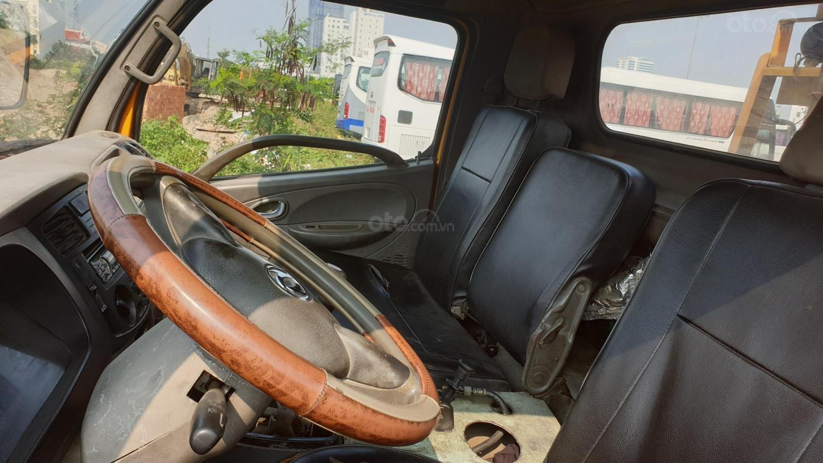 Thanh lý xe cứu hộ giao thông có cẩu 2011, giá 450tr (15)