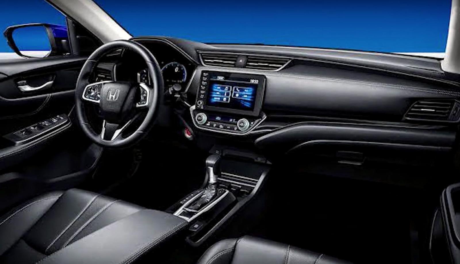 Nội thất Honda City 2020 sẽ được nâng cấp hiện tại hơn a1