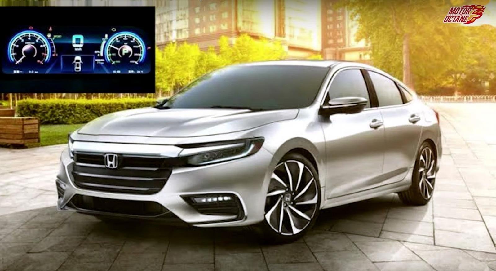 Honda City 2020 sẽ ra mắt tại Thái Lan vào 25/11 a1
