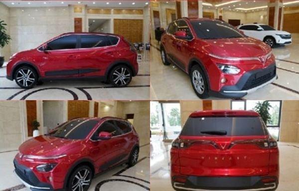 VinFast ra mắt hai mẫu xe mới a2