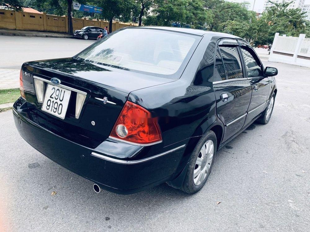 Bán ô tô Ford Laser đời 2004, màu đen còn mới (5)