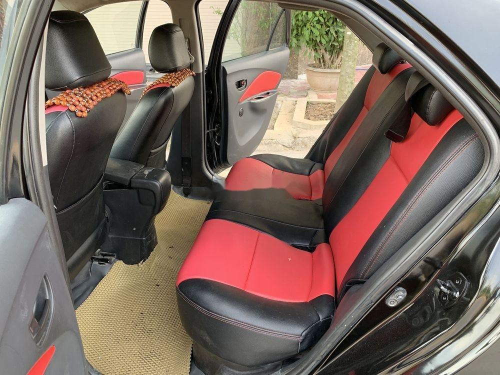 Cần bán gấp Toyota Vios đời 2010, màu đen còn mới, giá 198tr (9)